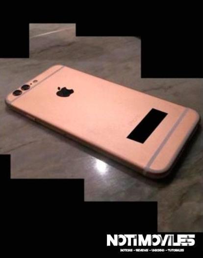 iPhone 6s Doble Cámara