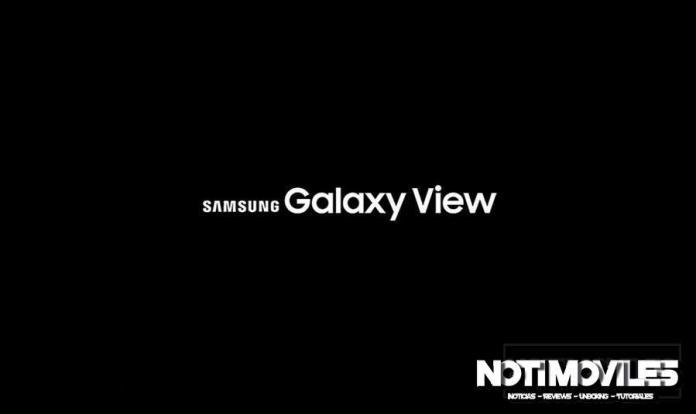 GXBench Especificaciones de la Samsung Galaxy View