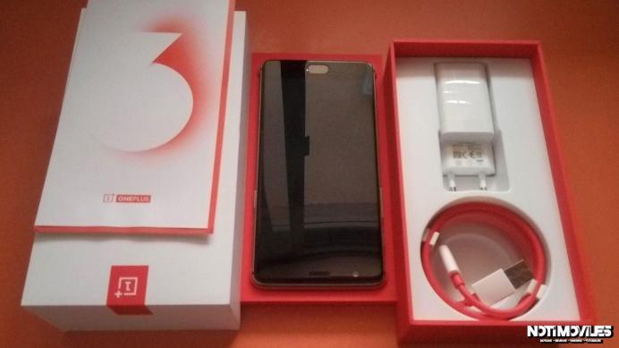 OnePlus 3 6GB Ram 64 GB Rom Unboxing