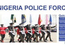 Nigerian Police 2019 Recruitment of 40000 Part-time Constable Begins