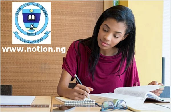 ATBU Direct Entry Screening Exercise Application Form 2019/2020