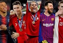 2019 Best Fifa Men's Player Award