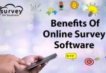 6 Benefits Of Using Survey Softwares