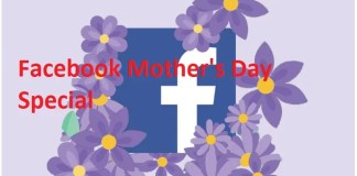 Facebook Mother's Day Special Message Idea