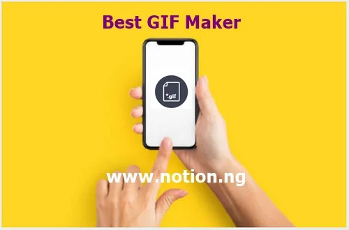 6 Best Gif Apps To Create Edit Or Annotate Animated Gifs Download Gif Apps For Free Notion Ng