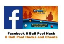 Facebook 8 Ball Pool Hack