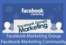 Family community marketing group