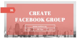 Creating A New Group On Facebook