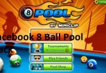 Facebook 8 Ball Pool Hack Game