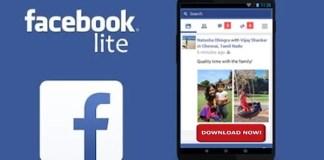 Facebook Lite App Install Free