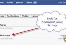 What Is My Facebook Username