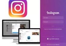 Create & Login Instagram With Facebook Account