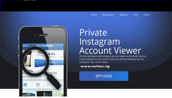 Instagram Private Profile Viewer Free Updated 2020 Private Instagram Viewer Instagram Private Profile Viewer Notion Ng