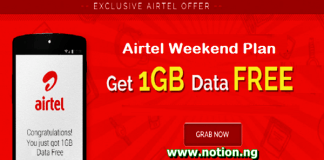 Airtel Weekend Data Plan