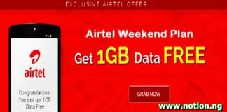Airtel Weekend Plan