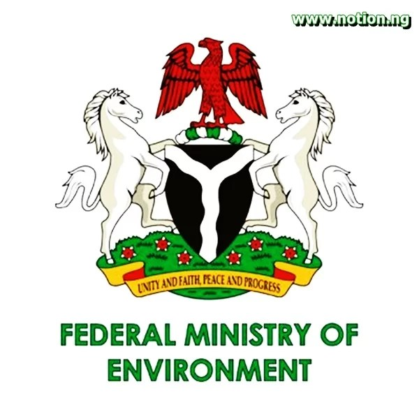 Federal Ministry of Environment Recruitment
