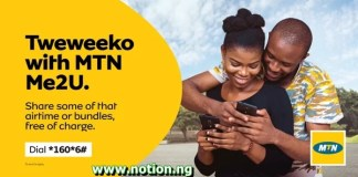 How to Transfer Data From MTN to MTN