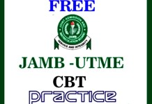 JAMB CBT Practice Software + Full Activation