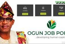 Ogun Job Portal