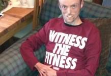 The World Skinniest Man Alive