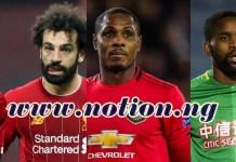 Richest Footballers In Africa 2021