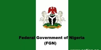 Latest Federal Government Job in Nigeria 2021