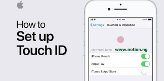 Add Touch ID Fingerprints To Your IPhone