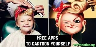 Cartoon Yourself App