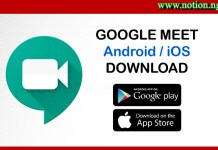 Download Latest Google Meet App for Mobile