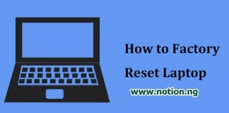 Factory Reset Your Windows 10 PC Using Command Prompt