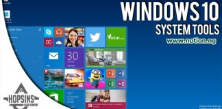 Find Administrative Tools In Windows 10