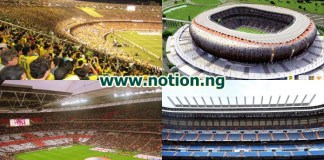 Largest Football Stadiums In The World
