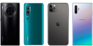 Mobile Phones With Best Camera
