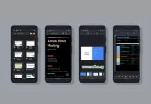 Turn on Dark Mode In Google Docs