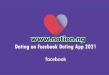 Facebook Dating Site 2021
