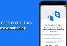 Facebook Pay Send Money