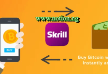 Buying Crypto with Skrill