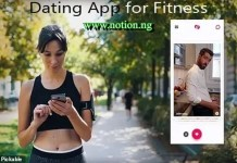 Dating App for Fitness