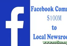Facebook Commits $100M to Local Newsrooms