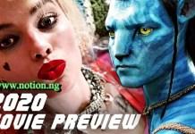 New Movies 2020