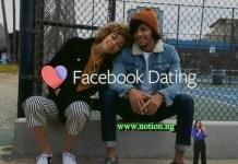The Facebook Friendship and Dating
