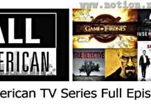 American TV Series Full Episodes