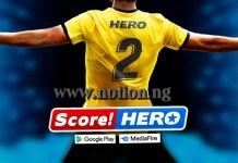 Play Facebook Score Hero