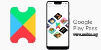 Google Play Pass Games List