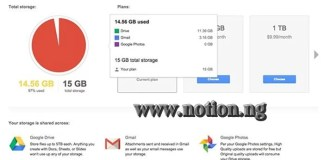 How To Check Your Gmail Data Storage Online