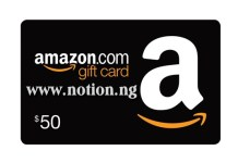 The Amazon Gift Card