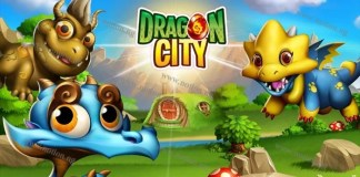 Play Dragon City Game On Facebook
