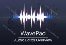 Wavepad Audio Editor Software