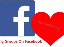 Facebook Singles Dating Platform 2021