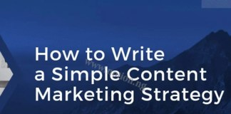Simple Marketing Contents